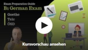 Goethe zertifikat a1 online test